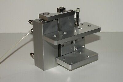 Smc Cdqsb25c -w1219-53 Pneumatic Assembly With Two Sliders Semiconductor Equip.
