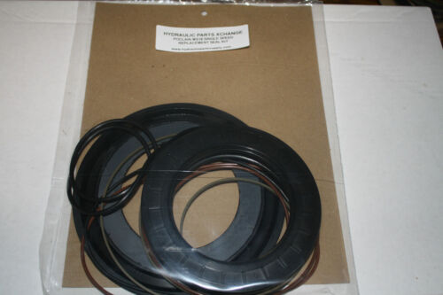 Seal Kit For Poclain Ms18 Single Speed Wheel/drive Motor 95x140x8