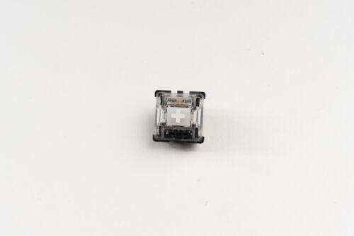 61/87/104/108/120 Gateron Clear RGB PCB Mounted Mx Mechanical Keyboard Switch