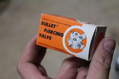 New Bullet Piercing Valve Bpv31