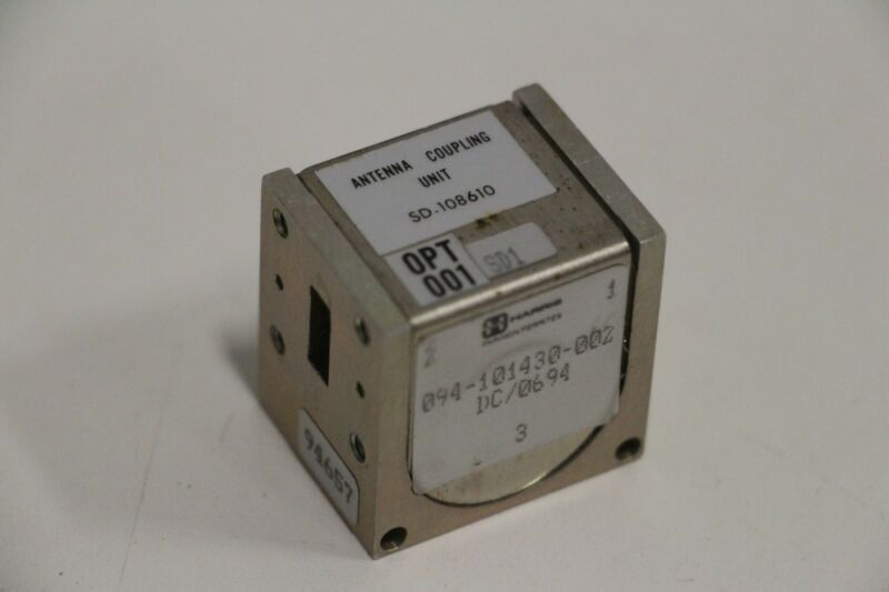 Harris Farinon Ferrites 094-101430-002 SD-108610 Antenna Coupling Unit Opt. 001