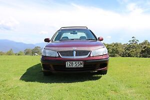 2002 Nissan Pulsar LX Plus N16 Lower Beechmont Ipswich South Preview