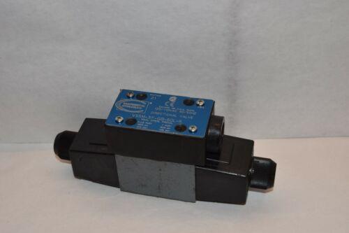 Continental Hydraulics Directional Valve VS5M-3F-GB-60L-K 120VAC