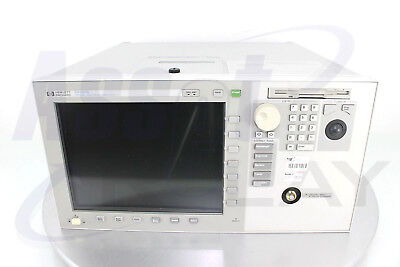 Agilent Hp 86142a Optical Spectrum Analyzer Osa - Calibrated