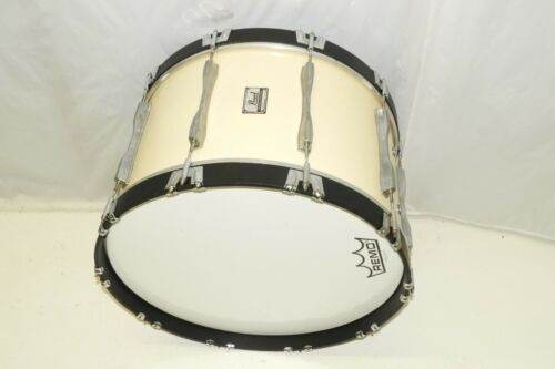 "Pearl 24"" Championship Series Marching Band Bass Drum Evans Heads"