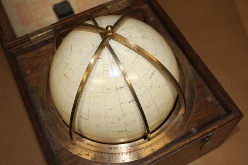 Kelvin Hughes 7-Inch Star Globe Epoch 1975 EXCELLENT CONDITION