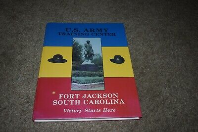 US Army Training Center Fort Jackson SC yearbook 1996 w/ graduation