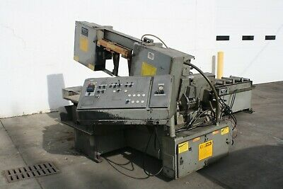 16 X 16 Hem Model H130ha Automatic Horizontal Bandsaw Yoder 66196