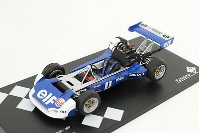 DIE CAST 1/18 Solido A.Prost collection formule renault mk20 1977 n°1 1:18