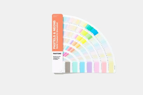 Pantone Pastel and Neons Guide GG1504A
