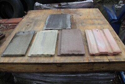Monier Adams Powell Reclaimed Concrete Roofing Tile