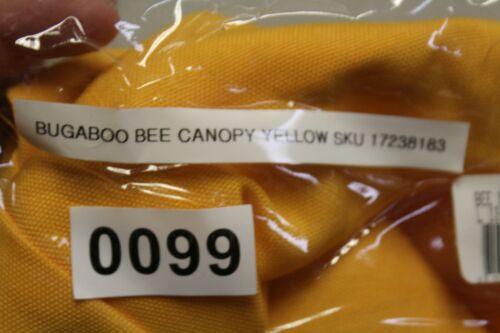 0097  BUGABOO BEE SUN CANOPY yellow