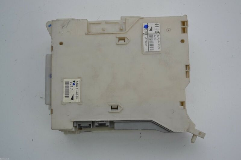 LEXUS GS 450h 2010 RHD FUSE BOX LEFT SIDE JUNCTION BLOCK 82730-30281