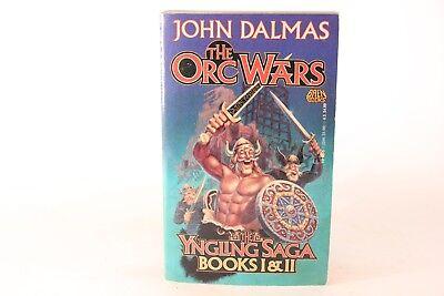 GOOD! The Orc Wars: The Yngling Saga, Books I & II by John Dalmas. Paperback tweedehands  verschepen naar Netherlands