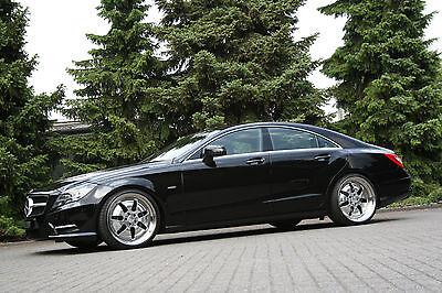 Tieferlegung Airmatic Mercedes CLS 350 CLS 350 CDI CLS  500 W218