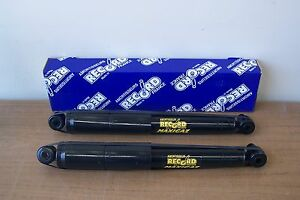 PAIR OF REAR SHOCKERS SHOCK ABSORBERS GAS RENAULT SCENIC RX4 770
