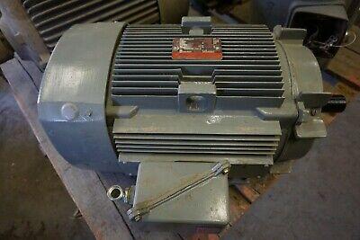 10 Hp General Electric Severe Duty Motor 10 Hp 460 Volt 1165 Rpm