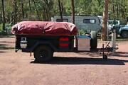 Camper trailer  2011 Andrews Farm Playford Area Preview