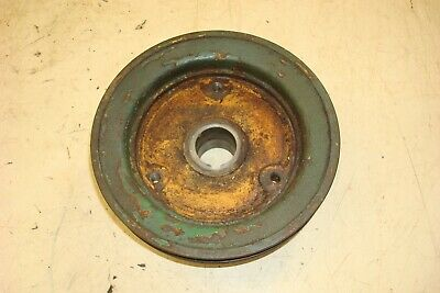 Oliver 1250 Gas Tractor Front Crankshaft Pulley