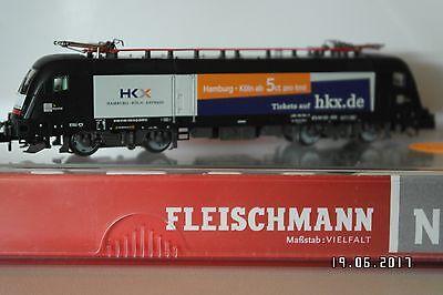 Fleischmann 731112, DCC+SX, E-Lok BR 182 der HKX, NEU / OVP online kaufen