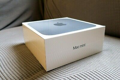 Apple Mac Mini 2020 (4th Gen) Core i5 8GB RAM 512GB SSD Space Grey A1993 BNIB