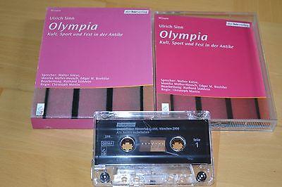 Ulrich Sinn - Olympia - MC/Tape/K7/Kassette - m-