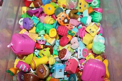 Lot of 13 Shopkins seasons 3, 4, 5, 6, 7, 8 and Happy Places NO DUPLICATES