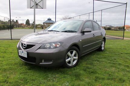 2008 mazda 3 Maxx Low kms Auto,RWC,6month rego Roxburgh Park Hume Area Preview