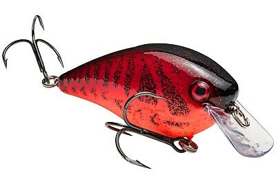 Strike King Crankbait HC6XD-648 Red Chili Craw Extra Deep Diving Fishing Lure