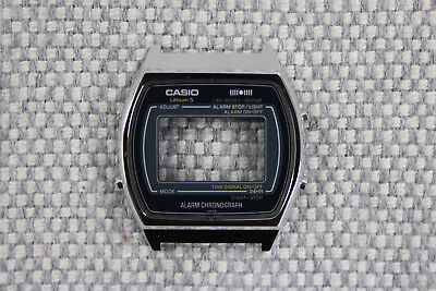 Casio S001 NOS Vintage Bezel/Case with Crystal/Glass RARE