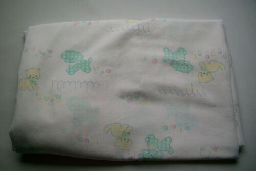 """""""VERY"""" Vintage (1952) Unisex Baby Crib Fitted Sheet (Very Nice Condition)"""
