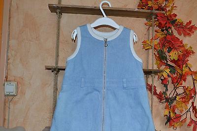 Robe dior 3 ans doublee bleu fermeture eclair bien chaude colissimo