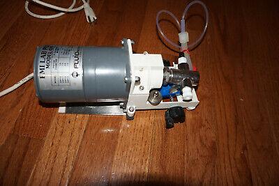 Fmi Fluid Metering Qsy Pump Works Fine 115v Dwsa