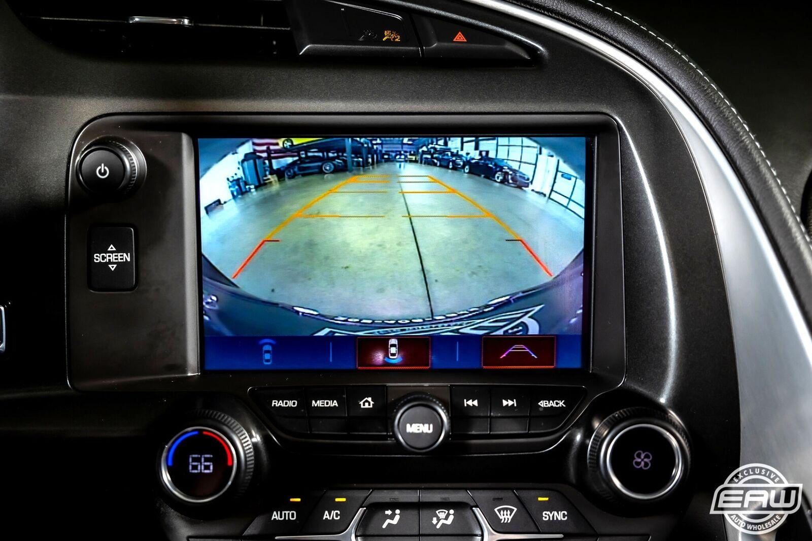 2019 Black Chevrolet Corvette Convertible 2LT | C7 Corvette Photo 8