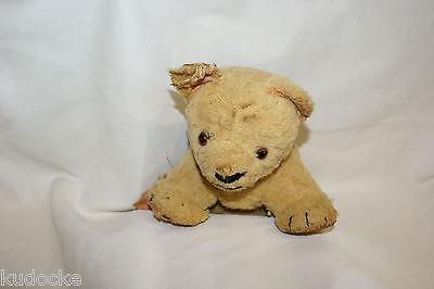Sehr alter Teddy zum restaurieren Teddybär Bär