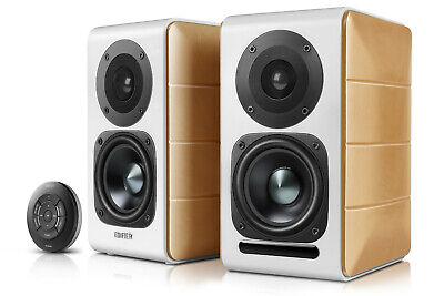 Edifier S880DB Hi-Res Audio Certified Active Bluetooth Bookshelf Speakers