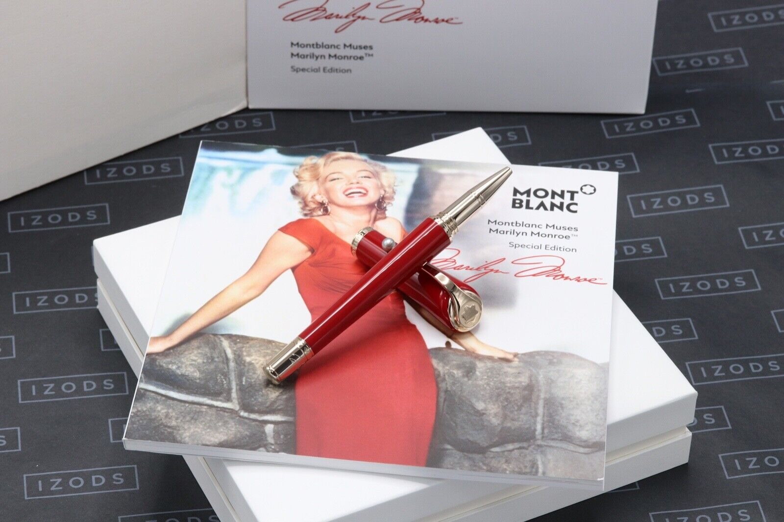 Montblanc Muses Edition Marilyn Monroe Special Edition Rollerball Pen - UNUSED