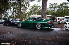 180sx track car and car trailer *** price drop *** Middle Park Brisbane South West Preview