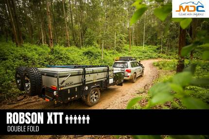 2018 MDC ROBSON XTT DOUBLE FOLD CAMPER TRAILER Lansvale Liverpool Area Preview