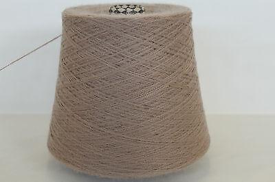 M29 500g KASCHMIR / BABY ALPAKA OPALGRAU (15/2) Wolle Zwirn Strick Garn online kaufen