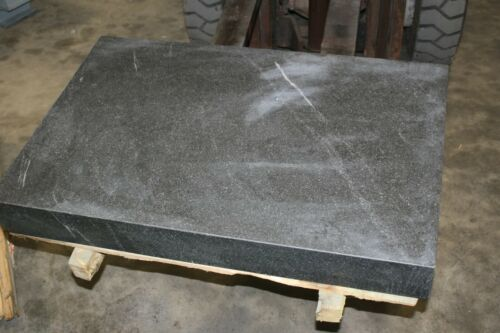 "New Enco Granite Surface Plate  36"" x 24"" x 4"""