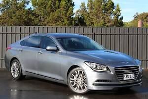 2014 Hyundai Genesis DH Sensory Pack Sedan Spts Auto North Brighton Holdfast Bay Preview