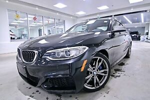 2016 BMW 2 Series M 235X, ONE OWNER, CLEAN CARPROOF, NON SMOKER