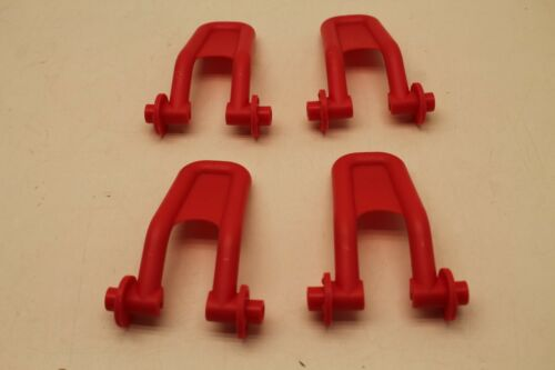 Evenflo Exersaucer World Explorer Replacement Part Stabilizers Lot of 4