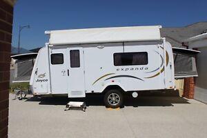 2012 Jayco Expanda Caravan