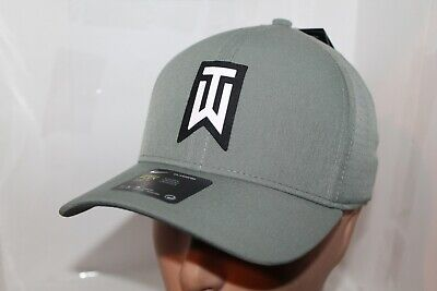 Nike Tiger Woods Classic99 Aerobill  Stretch Fitted,Cap,Hat  s/m     $ 35.00 NEW