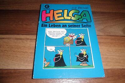 Dik Browne -- HÄGAR der SCHRECKLICHE -- HELGA, ein LEBEN an seiner SEITE // 1988