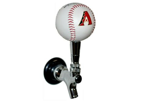 Arizona Diamondbacks Licensed Baseball Beer Tap Handle