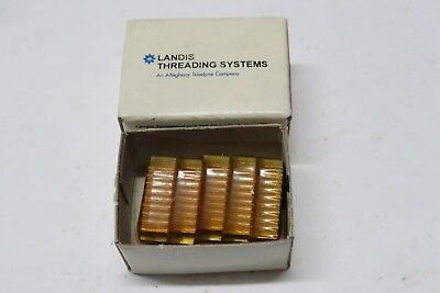 New Landis Threading 000521 2 Npt X 2-12 Alt Al 521 5 Pcs Tap Chasers