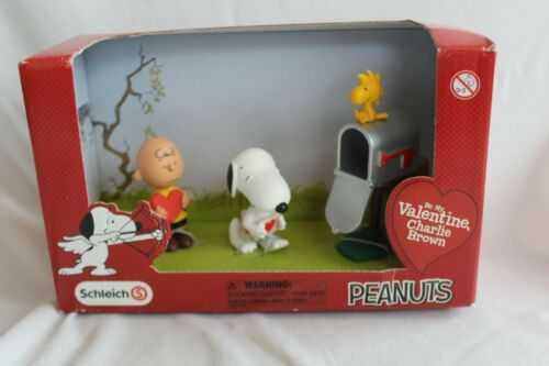 Peanuts Valentine Schleich